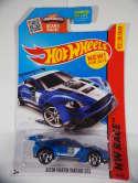 2015 Hot Wheels Aston Martin Vantage GT3 Blue HW Race #149 New