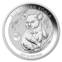 2019 1 oz Australia Silver Koala Pig Privy (BU)