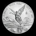 2017 2 oz Mexico Silver Libertad BU