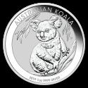 2019 1 oz Australia Silver Koala (BU)