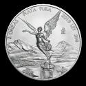 2019 2 oz Mexico Silver Libertad Coin (BU)