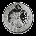 2019 1 oz Cayman Islands Silver Marlin Coin (BU)