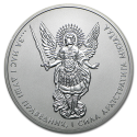2015 1 oz Ukraine Silver Archangel Michael BU