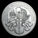2009 1 oz Austria Silver Philharmonic (BU)