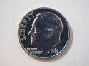 1961 P Roosevelt Dime Silver Proof - SKU 34-0509-USDM-PR