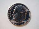 1963 P Roosevelt Dime Silver Proof - SKU 34-0542-USDM-PR