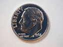 1962 P Roosevelt Dime Silver Proof - SKU 34-0554-USDM-PR