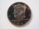 2001 S Kennedy Half Dollar Clad Proof - SKU 36-0228-USHD-PR