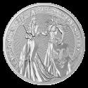 2019 1 oz Germania & Britannia Silver Allegories Round (BU)