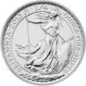2013 1/4 oz S.S. Gairsoppa British Silver Britannia Coin (BU)