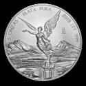 2019 5 oz Mexico Silver Libertad Coin (BU)