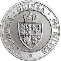 2020 1/10 oz St. Helena Silver Spade Guinea Shield BU