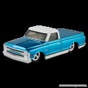 2020 Hot Wheels RLC Exclusive 1969 Chevy C-10 Pickup Aqua Blue - GLH94