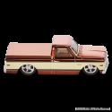 2019 Hot Wheels RLC Exclusive 1969 Chevy C-10 Pickup Root Beer Brown - GDF82