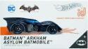 2021 Hot Wheels ID Batman Arkham Asylum Batmobile Spectraflame Black Car HBG04