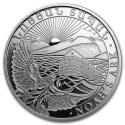 2012 1/2 oz Armenia Silver Noah's Ark Coin (BU)