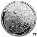 2014 1/2 oz Armenia Silver Noah's Ark Coin (BU)