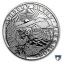 2016 1/2 oz Armenia Silver Noah's Ark Coin (BU)