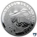 2015 1 oz Armenia Silver Noah's Ark Coin (BU)