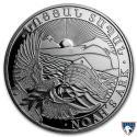 2016 1 oz Armenia Silver Noah's Ark Coin (BU)