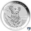 2015 1/2 oz Australia Silver Koala in Mint Capsule (BU)