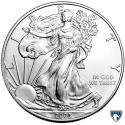 2003 1 oz American Silver Eagle Coin (BU)