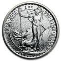 2015 1 oz Year of the Sheep Privy British Silver Britannia Coin (BU) - SKU 0422