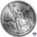 1984 1 oz Mexico Silver Libertad Coin (BU)