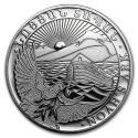 2017 1/2 oz Armenia Silver Noah's Ark Coin (BU)