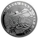 2017 1 oz Armenia Silver Noah's Ark Coin (BU)