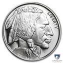 1/2 oz Buffalo Silver Round