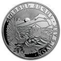 2018 1 oz Armenia Silver Noah's Ark Coin (BU)