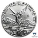 2002 1/10 oz Mexico Silver Libertad