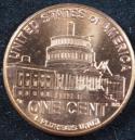 2009 D Lincoln Presidency ANACS MS 65+ RD Cent (BU) Penny