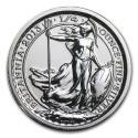 2013 1/4 oz S.S. Gairsoppa British Silver Britannia Coin (BU) - SKU 0179