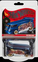 2019 Hot Wheels RLC Exclusive VW Volkswagen Holiday Drag Bus Collectible